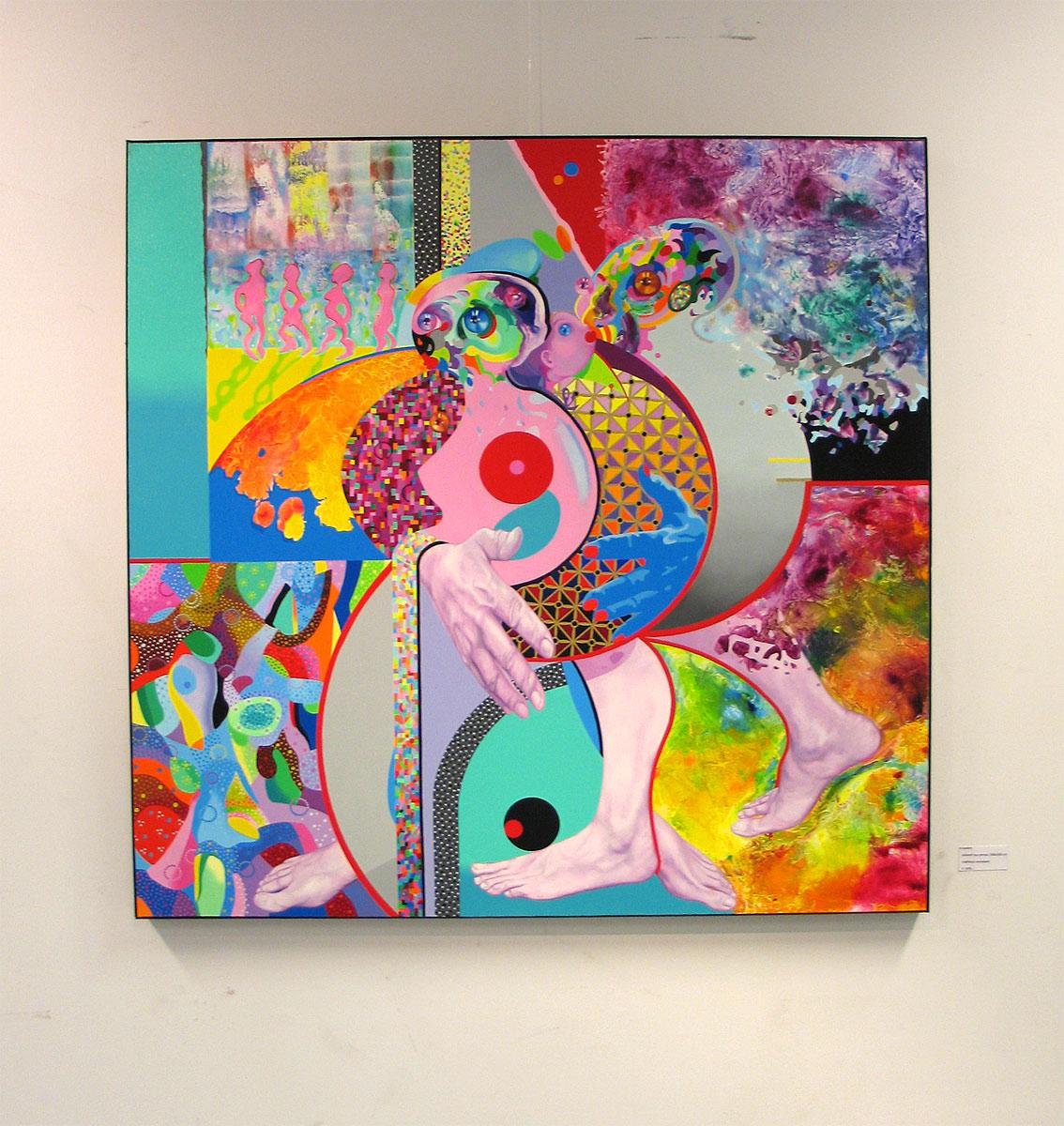Anita Ammerlaan - Kunst-snoepen tijdens Ear Candy Festival